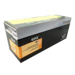 Toner MX711   624X  62DBX00 Lexmark Original Com 1 Ano de Garantia – IToner.com.br