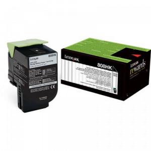 Toner CX410 808HK 80C8HK0 Lexmark Original Com 1 Ano de Garantia – IToner.com.br
