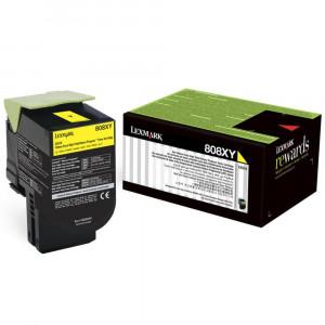 Toner CX510 808XY80C8XY0 Lexmark Original Com 1 Ano de Garantia – IToner.com.br