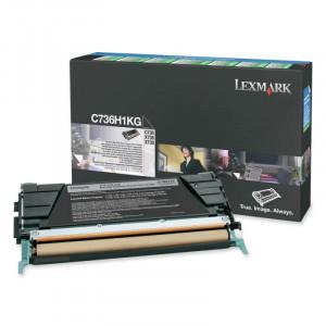 Toner C736 C736H1KG Lexmark Original Com 1 Ano de Garantia – IToner.com.br