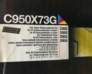 Cilindro Fotocondutor     C950X73G Lexmark Original Com 1 Ano de Garantia – IToner.com.br