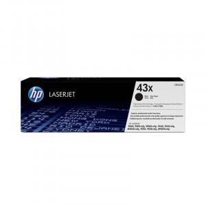 Toner HP  C8543X Original 9040 Preto -  HP 43X