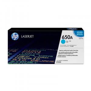 Toner CP5525 650A CE271A HP Original Com 1 Ano de Garantia – IToner.com.br