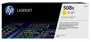 Toner Enterprise M552dn 508X CF362X HP Original Com 1 Ano de Garantia – IToner.com.br