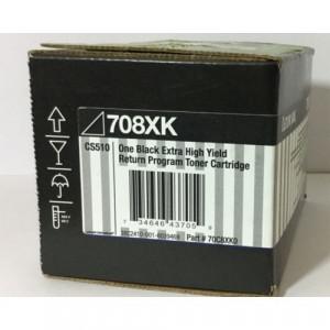 Toner CS510   708XK  70C8XK0 Lexmark Original Com 1 Ano de Garantia – IToner.com.br