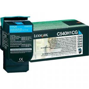 Toner C540 C540H1CG Lexmark Original Com 1 Ano de Garantia – IToner.com.br