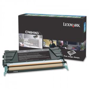 Toner C746DN     C746H1KG Lexmark Original Com 1 Ano de Garantia – IToner.com.br