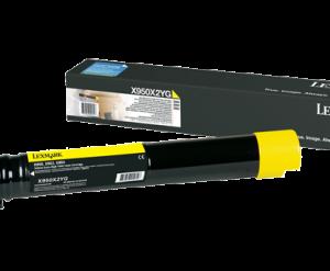 Toner X950 X950X2YG Lexmark Original Com 1 Ano de Garantia – IToner.com.br