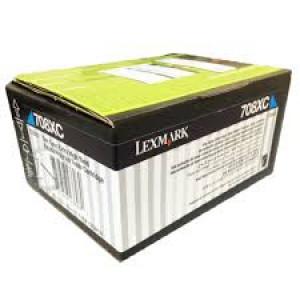 Toner CS510 708XC 70C8XC0 Lexmark Original Com 1 Ano de Garantia – IToner.com.br