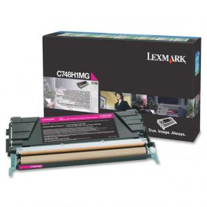 Toner C748DE     C748H1MG Lexmark Original Com 1 Ano de Garantia – IToner.com.br