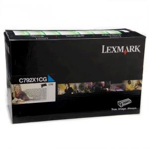Toner C792 C792X1CG Lexmark Original Com 1 Ano de Garantia – IToner.com.br